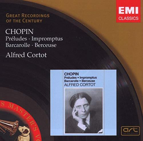 Chopin , Frederic - Preludes / Impromptus / Barcarolle / Berceuse (Cortot)