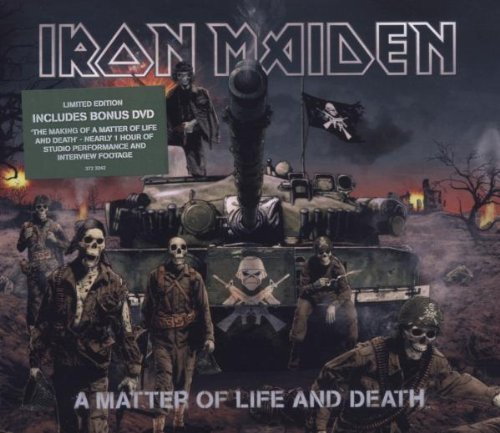 Iron Maiden - A matter of life and death (Limited Edition)