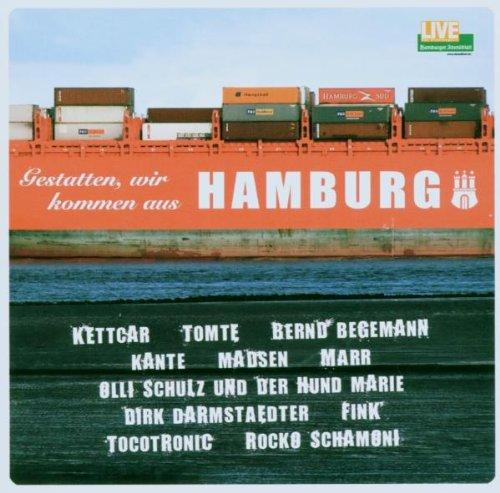 Sampler - Gestatten, wir kommen aus Hamburg 1