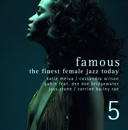 Sampler - Famous 5 - The Finest Female Jazz Today