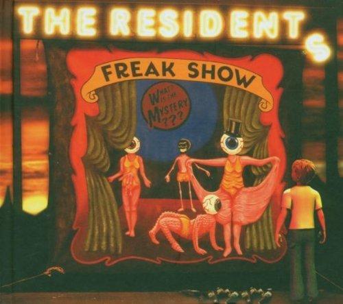 Residents , The - Freak Show (CD DVD)