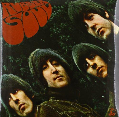 the Beatles - Rubber Soul [Vinyl LP]