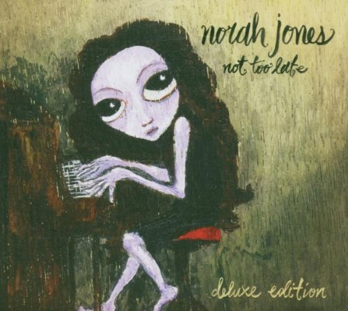 Jones , Norah - Not Too Late (CD   DVD) (Limited Deluxe Edition)