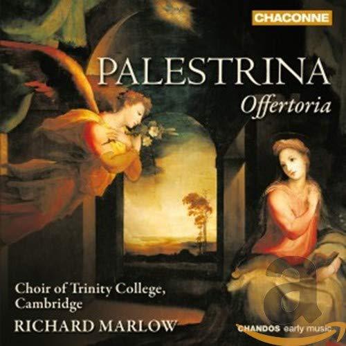 Palestrina , Giovanni Pierluigi Da - Offertoria (Marlow)