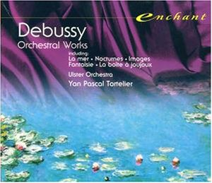 Debussy , Claude - Orchestral works (4 CD-Box)