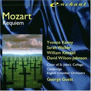 Mozart , Wolfgang Amadeus - Requiem