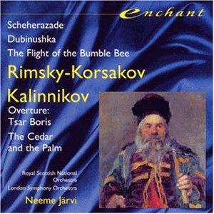 Rimsky-Korsakov , Nikolai - Scheherazade / Dubinushka etc.