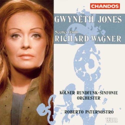 Jones , Gwyneth - Scenes From Richard Wagner (KRSO, Paternostro)