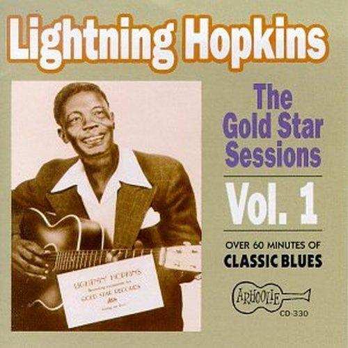 Lightnin' Hopkins - Gold Star Sessions V.1