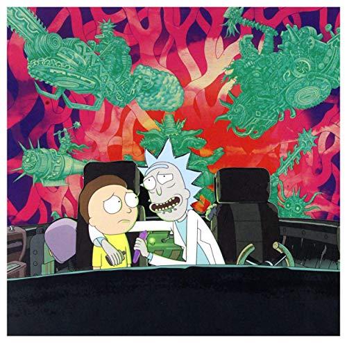 Soundtrack - Rick and Morty