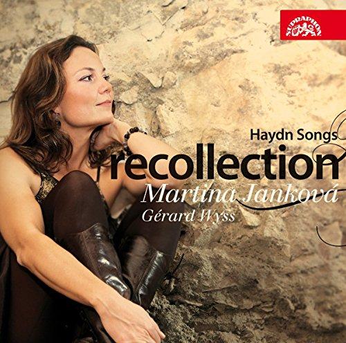 Jankova , Martina - Recollection - Haydn Songs (Gerard Wyss)