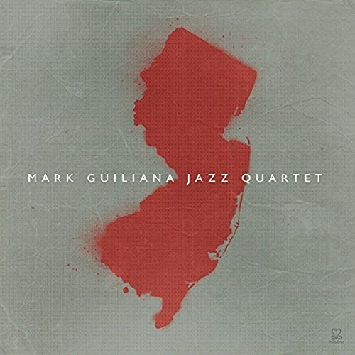 Mark Jazz Quartet Guiliana - Jersey