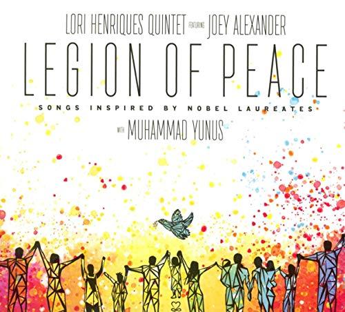 Henriques , Lori - Legion of Peace - Songs Inspired By Nobel Laureates