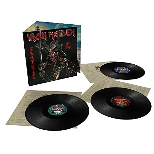 Iron Maiden - Senjutsu (Limited Edition) (Vinyl)