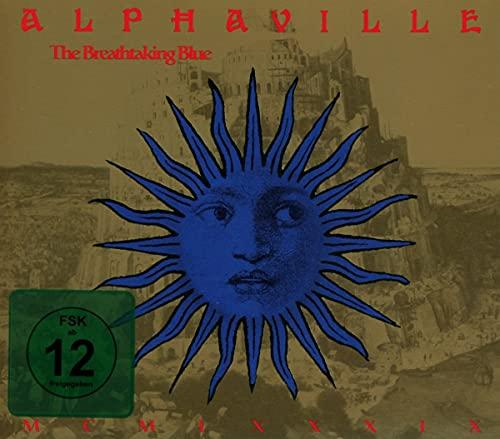 Alphaville - The Breathtaking Blue (2CD DVD) (Deluxe Edition)