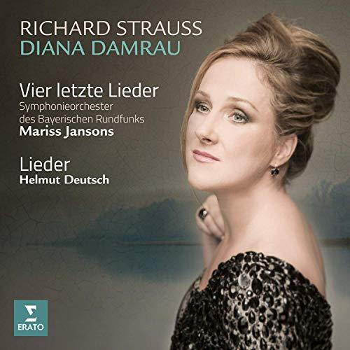 Strauss , Richard - Vier letzte Lieder / Lieder (Damrau, Deutsch)