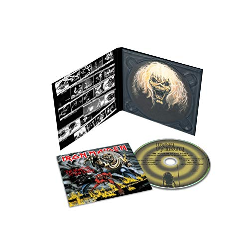 Iron Maiden - The Number of the Beast (Remastered)