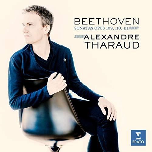 Tharaud , Alexandre - Beethoven: Sonatas, Opp. 109, 110, 111 (CD DVD)