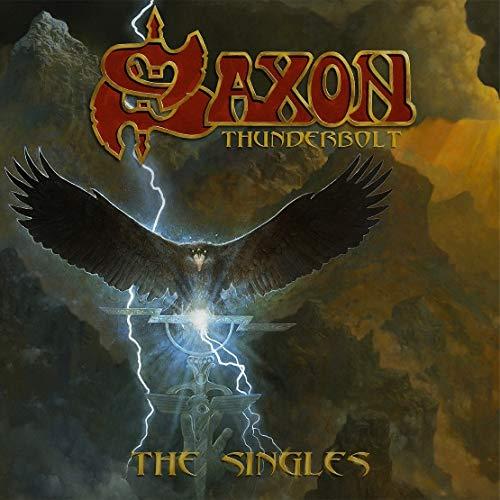 Saxon - Thunderbolt - The Singles (Vinyl)