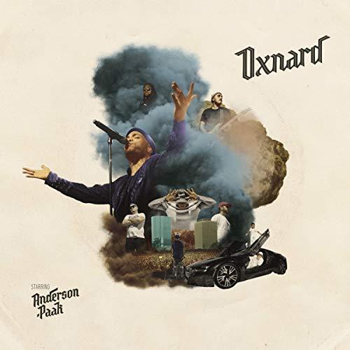 Anderson .Paak - Oxnard (Vinyl)