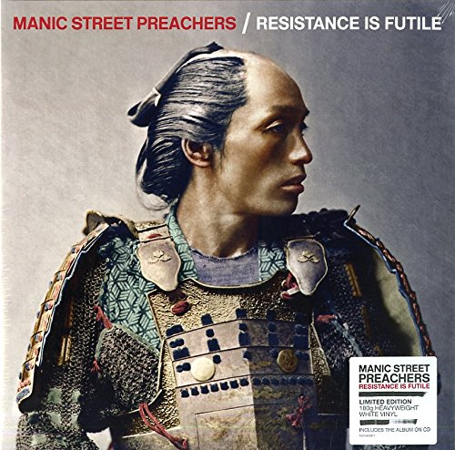 Manic Street Preachers - Resistance Is Futile (White) (Limited Edition) (Vinyl)
