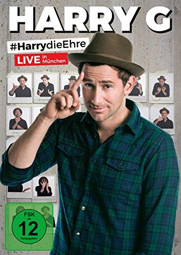 DVD - Harry G - #HarrydieEhre - Live In München