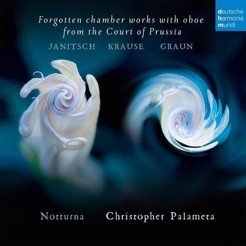 Palameta , Christopher & Notturna - Forgotten Chamber Works With Oboe