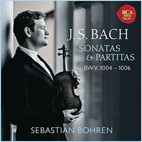 Bach , J.S. - Sonata & Partitas BWV 1001-1006 (Bohren)