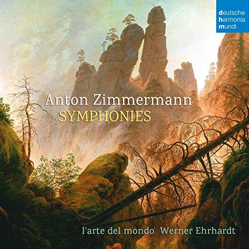 L'arte del mondo - Anton Zimmermann: Sinfonien