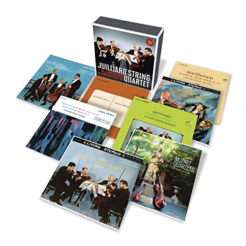 Juilliard String Quartet - The Complete RCA Recordings 1957-60 (11-CD BOX SET)