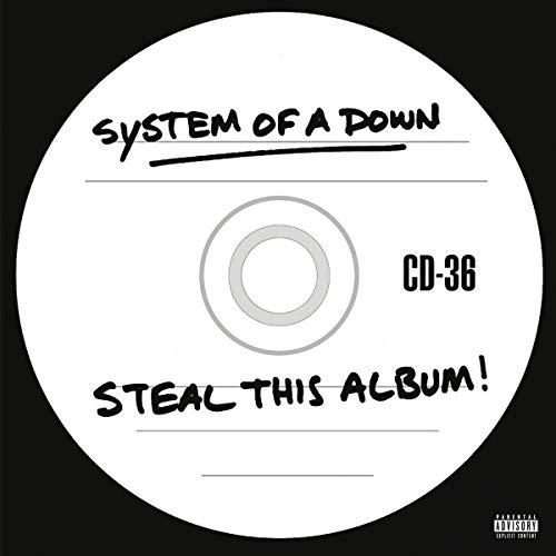 System of a Down - Steal This Album! (Vinyl)