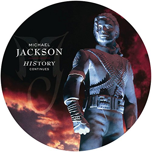 Jackson , Michael - History - Continues (Vinyl)
