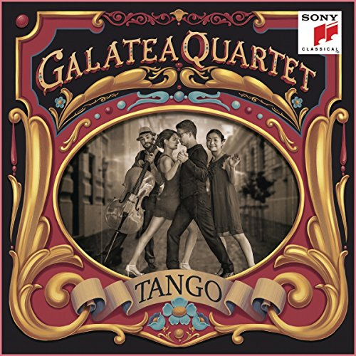 Galatea Quartet - Tango