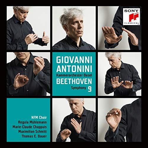 Beethoven , Ludwig van - Symphony No. 9 (Antonini, Mühlemann, Chappuis, Schmitt, Bauer)