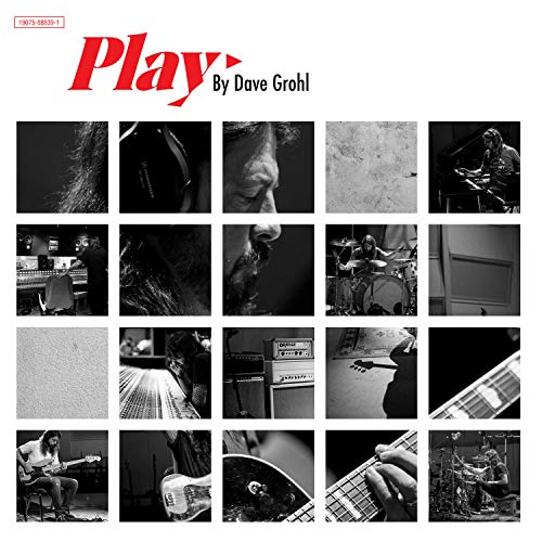 Grohl , Dave - Play - 23 Minute Composition Recorded Live (Limited Edition) (Vinyl)