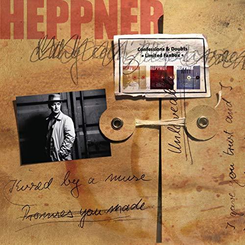 Peter Heppner - Confessions & Doubts-Ltd.Fanbox