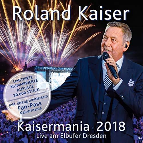 Roland Kaiser - Kaisermania 2018 (Live am Elbufer Dresden)