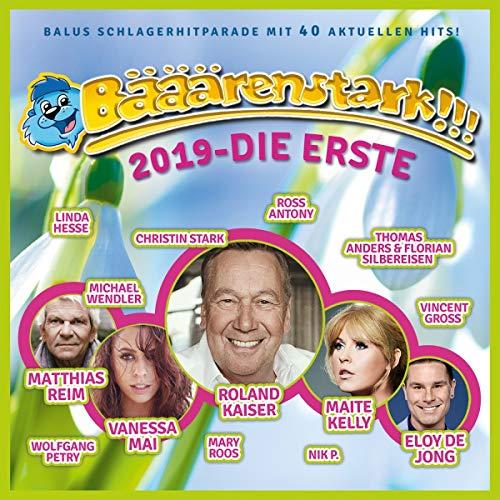 Various - Bääärenstark!!! 2019-die Erste