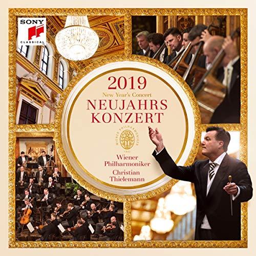 Wiener Philharmoniker - Christian Thielemann, Wiener Philharmoniker -Neujahrskonzert 2019