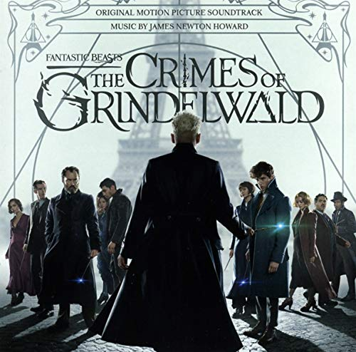 Howard , James Newton - Fantastic Beasts - The Crimes Of Grindelwald
