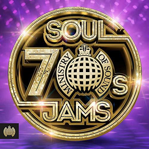 Sampler - 70s Soul Jams (Ministry of Sound)