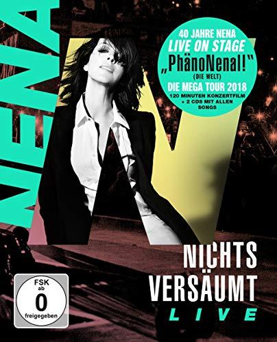 - Nena - Nichts versäumt LIVE [Blu-ray]
