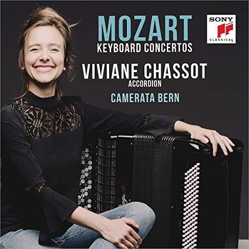Chassot , Viviane & Camerata Bern - Klavierkonzerte 11,15 & 27 (Fassung Für Akkordeon)