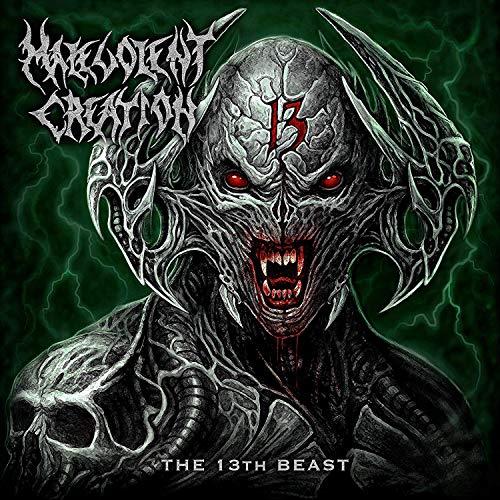 Malevolent - The 13th Beast (Vinyl)
