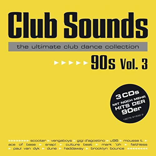 Sampler - Club Sounds 90s 3
