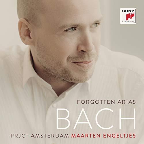 Engeltjes , Maarten & PRJCT Amsterdam - Forgotten Arias Bach
