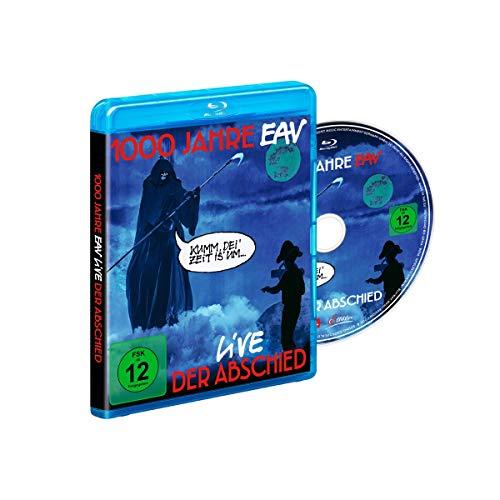 Erste Allgemeine Verunsicherung - 1000 Jahre EAV Live - Der Abschied [Blu-ray]