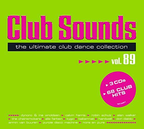 Sampler - Club Sounds 89