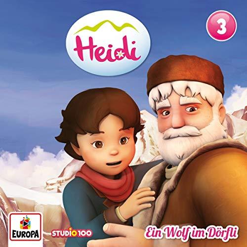 Heidi - 03/Ein Wolf im Dörfli (Cgi)