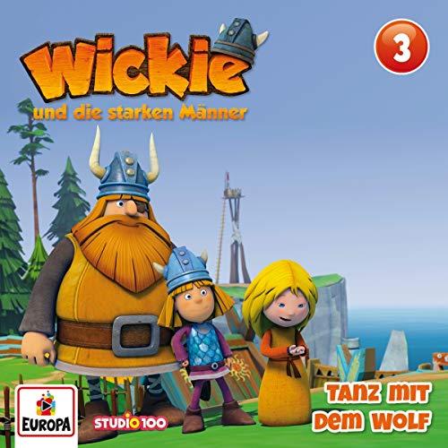 Wickie und die starken Männer - 03/Tanz mit dem Wolf (Cgi)